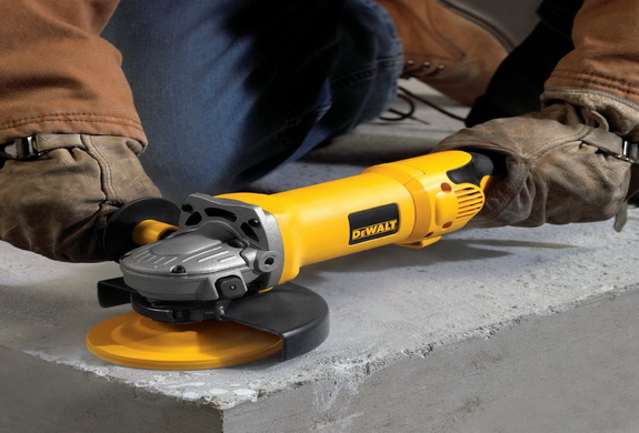 De Walt Electric Grinder ~ Best angle grinders industrial power tools