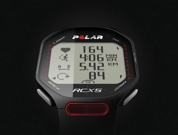 Polar RCX5 Heart Rate Monitor