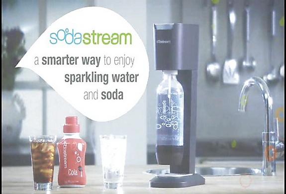 sodastream soda maker kit