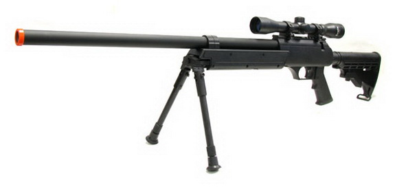 Airsoft Sniper Gun Collecton - Web Magazine about Best ...