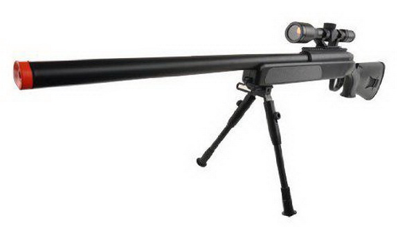 Spring ZM51 FPS-415 Bolt Action Airsoft Sniper Rifle