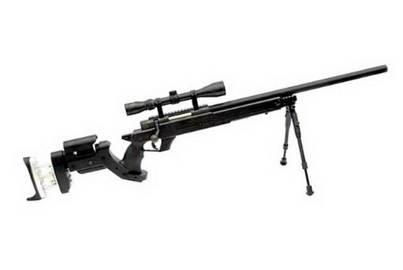 Well MB05 G-22 AWM APS-2 Airsoft Sniper Rifle