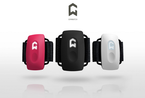 GYMWATCH Sensor - Serious Fitness Tracker