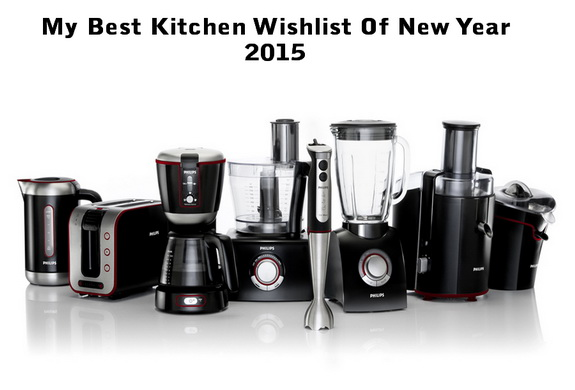 My best kitchen wishlist of new year 2015 kitchen Best kitchen gadgets
