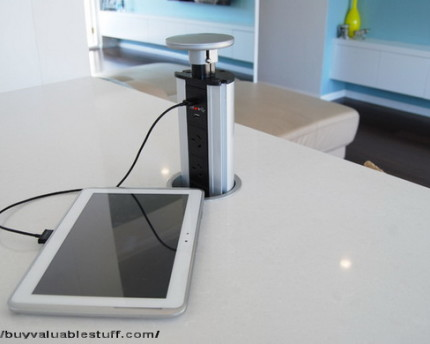 Best Power Pop Up Stations On The Counter tops