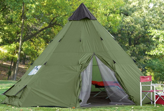 & Teepee - Best Camping Tent For Family | Buyeru0027s Guide u0026 Reviews