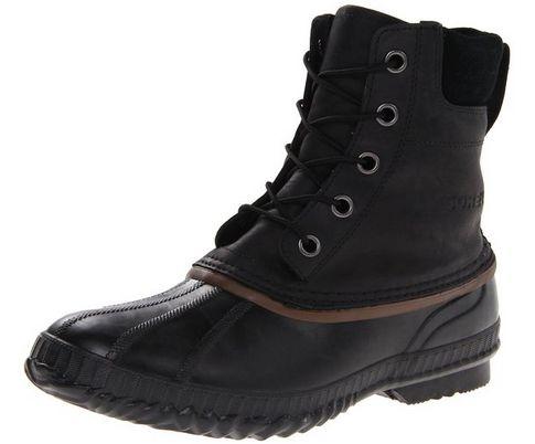 Sorel Men S Cheyanne Premium Rain Boot