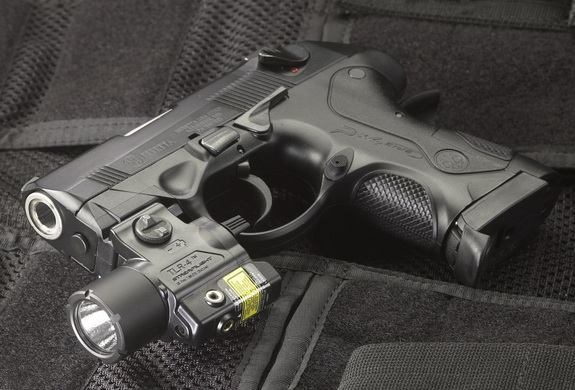 Streamlight Tlr 4 Compact Rail Mounted Tactical Light With
