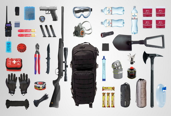 How to Build Own Survival Kit