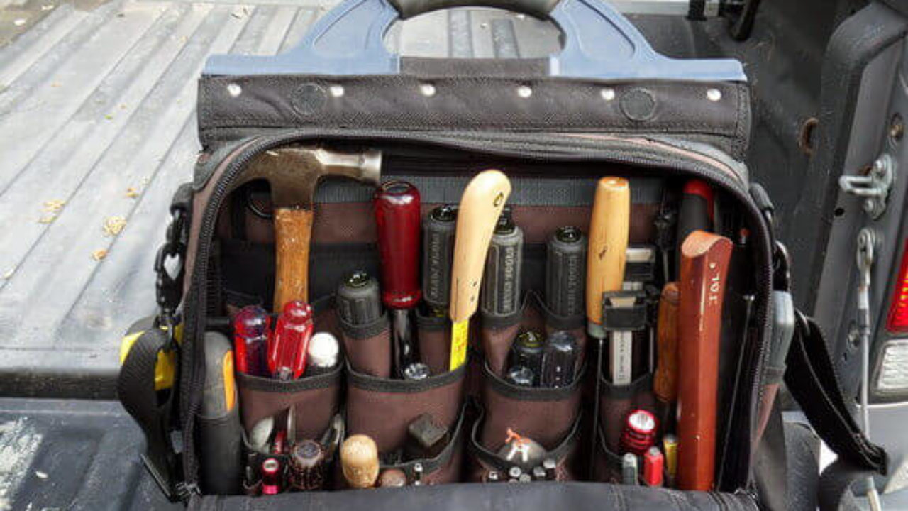 10 Best Tool Bags For Mechanics Electricians Plumbers In 2019