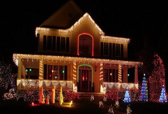 awesome christmas lights for home decorations 2017 light decor ideas