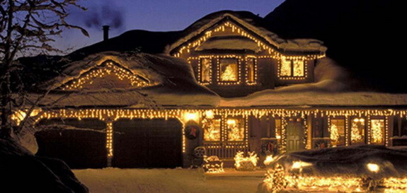 Awesome Christmas Lights For Home Decorations