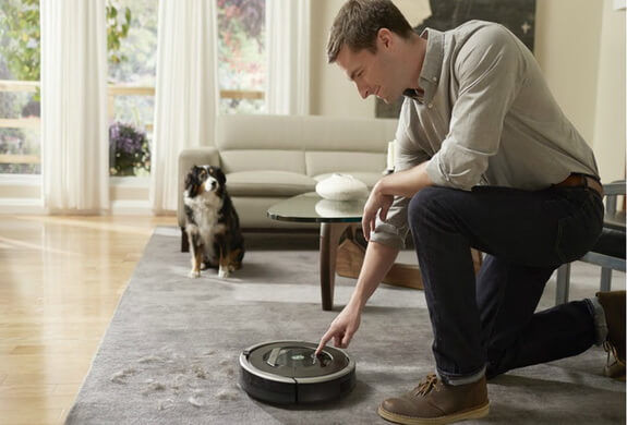 Best Robotic Vacuum Cleaner For Home And Office Cleaning